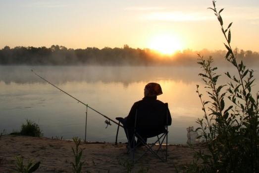 Рыбалка_вечером