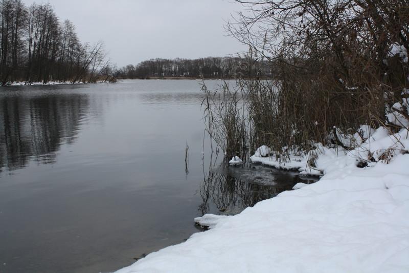 Река_зимой