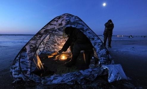 Печка_в_палатке