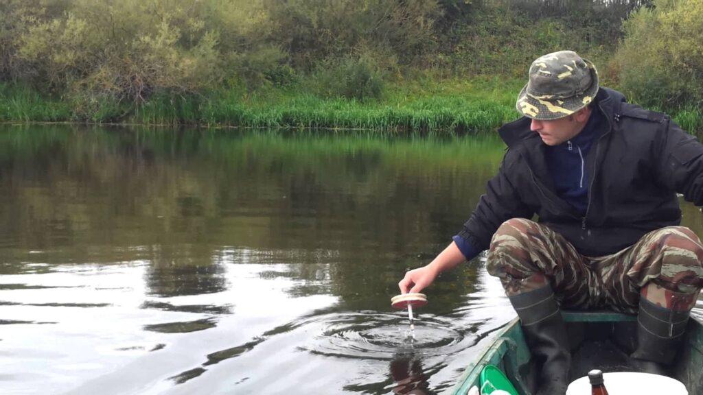 Ловля рыбы с лодки