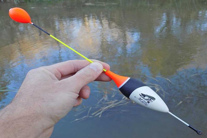 Ловля щуки на поплавок