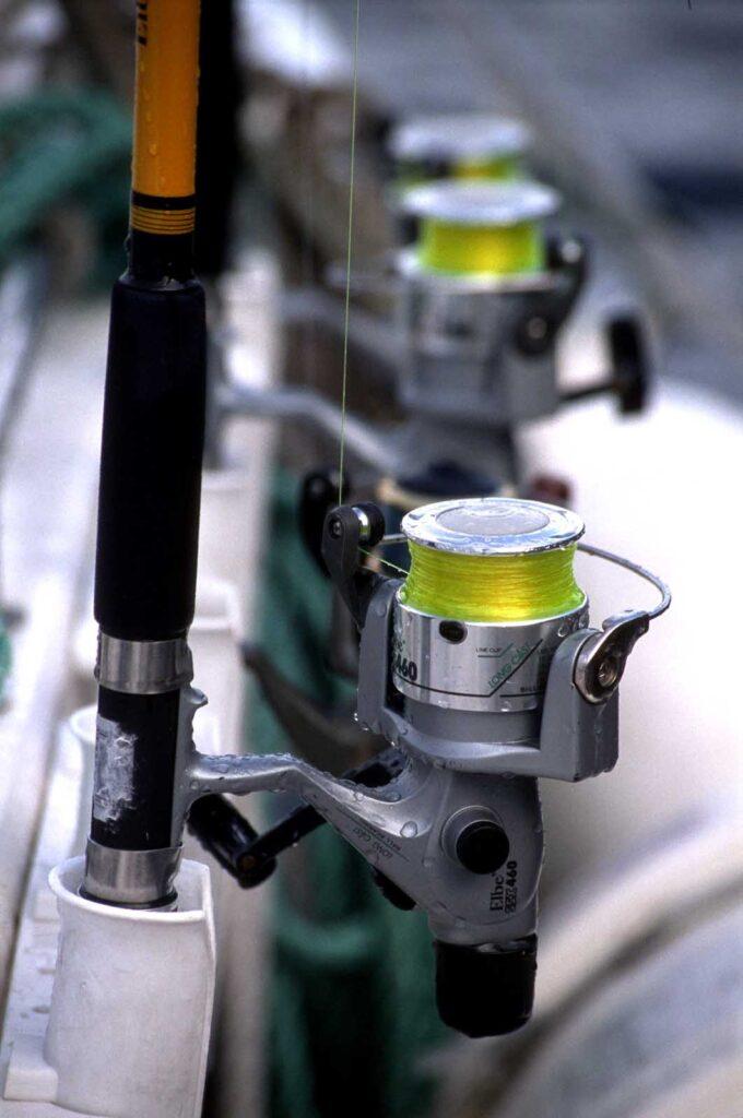 Снасти для морской рыбалки
